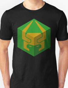 """Cube of The Trickster (The """"Lokia"""" Logo) T-Shirt"""