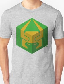"Cube of The Trickster (The ""Lokia"" Logo) Unisex T-Shirt"