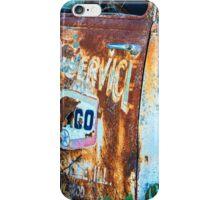 Rusty Truck #2 iPhone Case/Skin