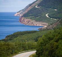 Cabot Trail #3 by Natalie Ord