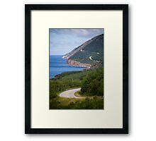 Cabot Trail #3 Framed Print