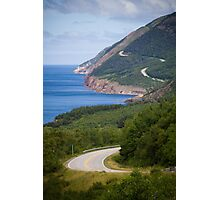 Cabot Trail #3 Photographic Print