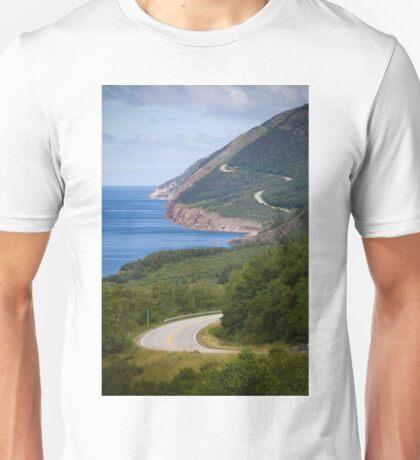Cabot Trail #3 Unisex T-Shirt