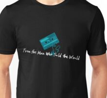 MGSV - From The Man Who Sold The World Unisex T-Shirt
