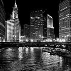 Chicago River by ChicagoPhotoSho