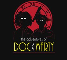 The Adventures of Doc & Marty T-Shirt