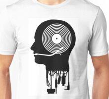 Vinyl Man Unisex T-Shirt