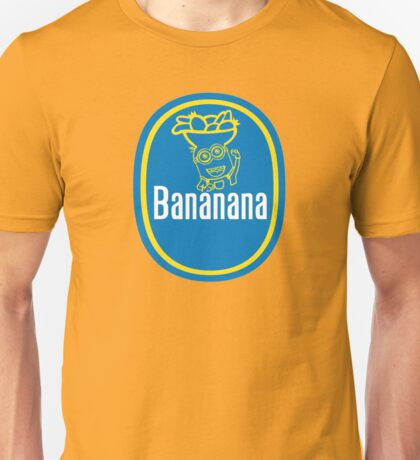 Bananana Unisex T-Shirt