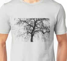 Wilting Tree Unisex T-Shirt