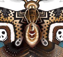 Clockwork Moth Sticker
