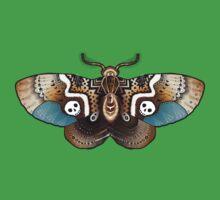 Clockwork Moth Kids Tee