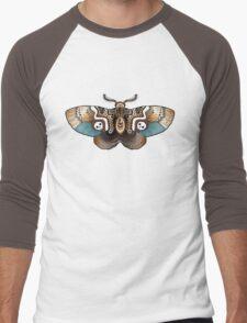 Clockwork Moth Men's Baseball ¾ T-Shirt