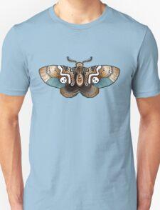 Clockwork Moth Unisex T-Shirt