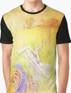 My First Textured Image Graphic T-Shirt