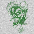 Joker - Green by HeatWave