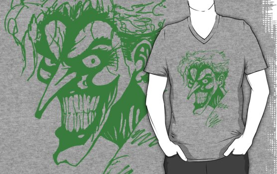 Joker - Green by HeatWave