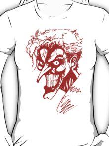 Joker - Red T-Shirt