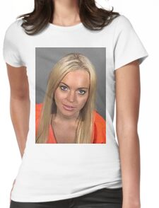 Lindsanity Womens Fitted T-Shirt