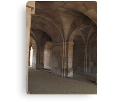 Palace Arches Canvas Print