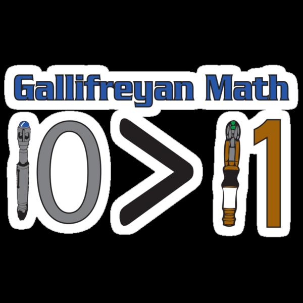 Gallifreyan Math by Tardis53