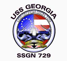 USS Georgia (SSGN-729) Crest T-Shirt