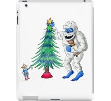 Rudolph and Friends iPad Case/Skin