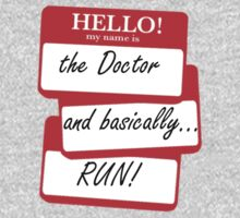 My Name is the Doctor and basically run by MrSaxon
