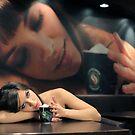 Coffee With Kate by VladimirFloyd