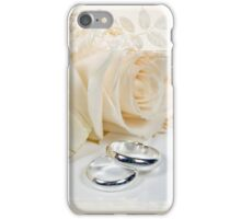 Wedding Day iPhone Case/Skin