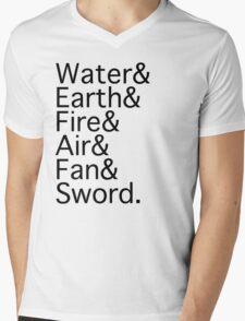 Team Avatar Mens V-Neck T-Shirt