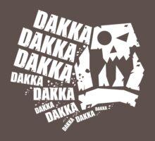 DAKKA DAKKA DAKKA!! One Piece - Short Sleeve