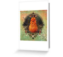 Banks of Eden - Variation I Greeting Card