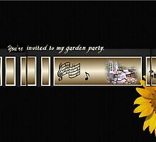 You're Invited To My Garden Party by ArtChances