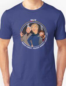 Trek.fm: Pulaski (Dark) T-Shirt