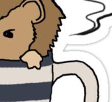 Killer Hedgehog Sticker