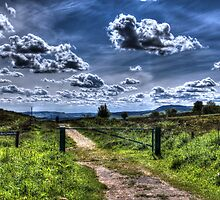 Walk On The HDR Side. by ninjabob