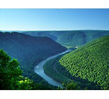 New River Gorge, West Virginia Photographic Print
