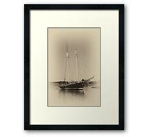 Redland Bay Clipper Framed Print