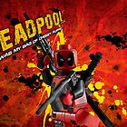 Deadpool by plopezjr