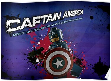 Captain America by plopezjr