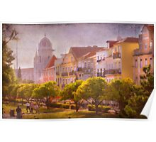Belém III and the Monastery Poster