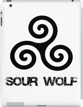 Sour Wolf by iheartgallifrey