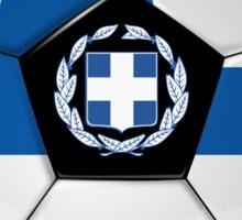 Greece - Greek Flag - Football or Soccer Sticker