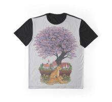 Bonsai Village Graphic T-Shirt