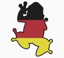 Germany Frog by Tosh Brown