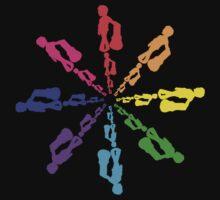 Rainbow Darren by nicwise