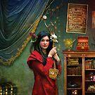 Curious Curator by Jena DellaGrottaglia