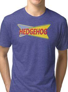 Hedgehog Drive In Tri-blend T-Shirt