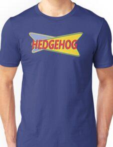 Hedgehog Drive In Unisex T-Shirt