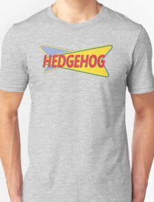 Hedgehog Drive In Unisex T-Shirt